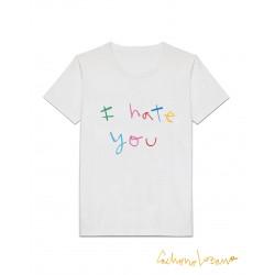 I HATE YOU TSHIRT