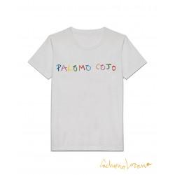 PALOMO COJO WHITE TSHIRT