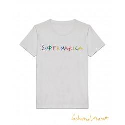 SUPERMARICA WHITE TSHIRT