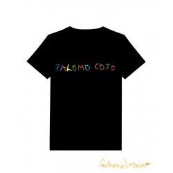 PALOMO COJO BLACK TSHIRT