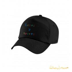 BESOS Y PORROS BLACK CAP