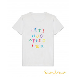 LET'S HUG AFTER SEX TSHIRT