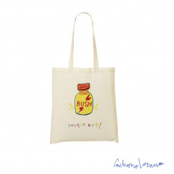 POPPER ART TOTE BAG