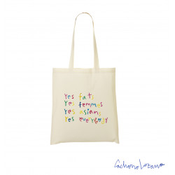 YES TO ALL TOTE BAG