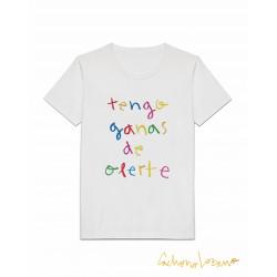 TENGO GANAS DE OLERTE TSHIRT