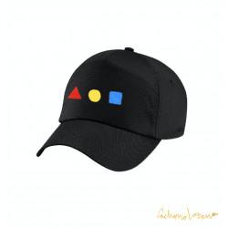 BAUHAHAHAHAUSE BLACK CAP