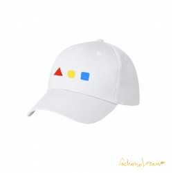 BAUHAHAHAHAUSE WHITE CAP