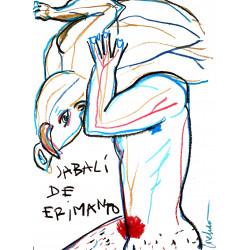 Hércules - Jabalí de Erimanto