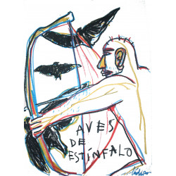 Hércules - Aves de Estínfalo