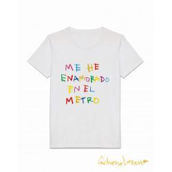 ME HE ENAMORADO EN EL METRO...