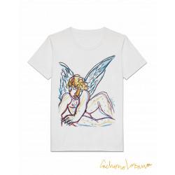 ANGEL WHITE TSHIRT