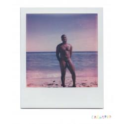Polaroid of Dean VI
