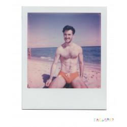 Polaroid of Ale in Miami...