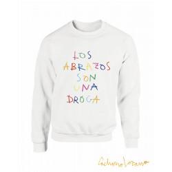 LOS ABRAZOS SON UNA DROGS...