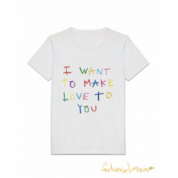 I WANT TO MAKE LOVE TO YOU...