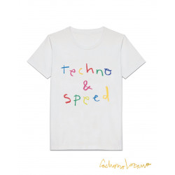TECHNO AND SPEED TSHIRT