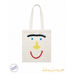 CACHORRO SMILEY TOTE BAG